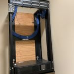Network cabling, rack and switches installation services
